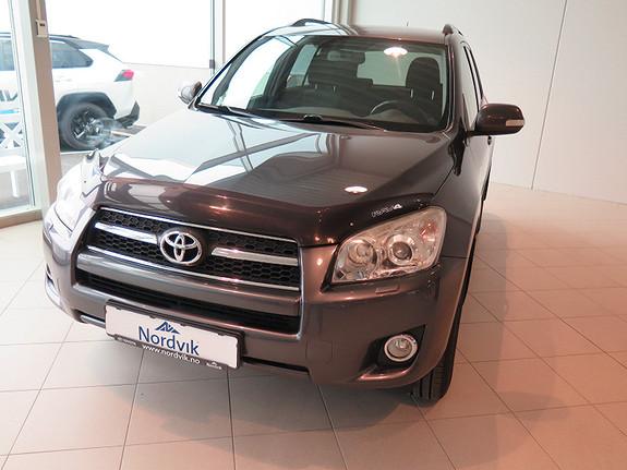 Toyota RAV4 2,2 D-4D Executive  2009, 197650 km, kr 119000,-