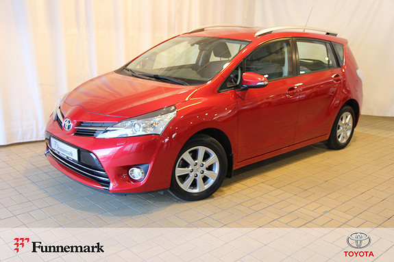 Toyota Verso 1,8 Valvematic Active Multidrive S 7s  2015, 59500 km, kr 235000,-