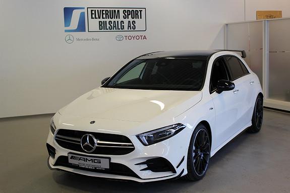 Mercedes-Benz A-Klasse AMG A35 4MATIC  2019, 500 km, kr 699000,-