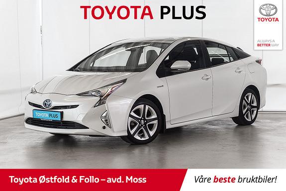 Toyota Prius 1,8 VVT-i Hybrid Executive / DEFA / KROK /  2016, 59000 km, kr 228000,-
