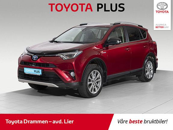 Toyota RAV4 Hybrid AWD Executive Hengerfeste, krok, topp modell  2017, 18050 km, kr 429000,-