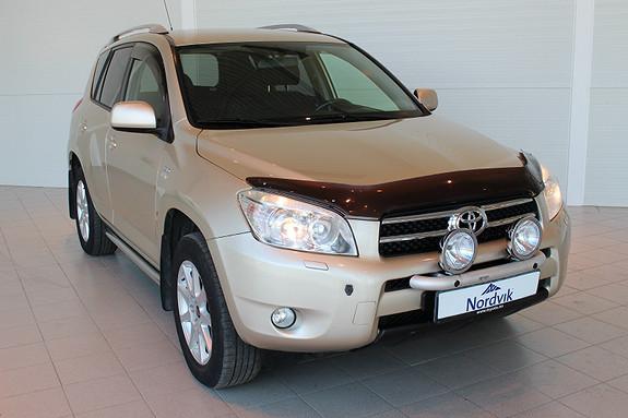 Toyota RAV4 2,2 D-4D 136hk DPF Cross Sport FULL Servicehistorikk  2007, 180697 km, kr 109000,-