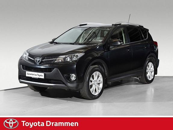 Toyota RAV4 2,0 4WD Executive CVT  2014, 150700 km, kr 249000,-