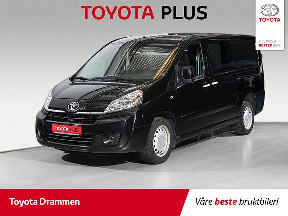 Toyota Proace 2,0 128hk L2H1  2015, 59990 km, kr 139000,-