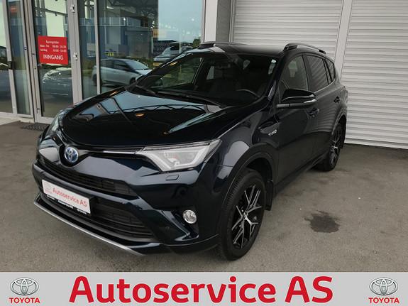 Toyota RAV4 Hybrid AWD Active Style  2017, 17000 km, kr 429000,-