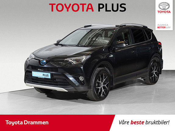 Toyota RAV4 Hybrid AWD 71n Edition  2018, 21075 km, kr 429000,-