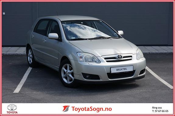 Toyota Corolla 1,4 D-4D Sol hengerfeste  2007, 241000 km, kr 57000,-