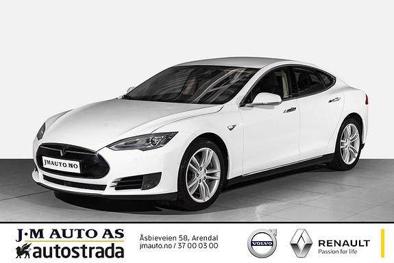 Tesla Model S 70D 4WD GRATIS LADING- AUTOPILOT M.M  2015, 107000 km, kr 399000,-