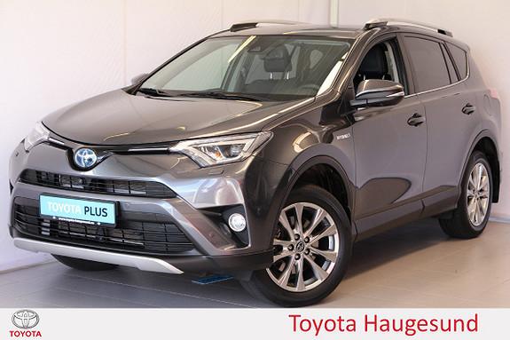 Toyota RAV4 Hybrid 4WD Executive  2016, 54506 km, kr 389000,-