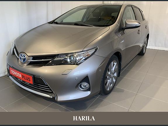 Toyota Auris 1,8 Hybrid E-CVT Executive  2013, 43556 km, kr 169000,-