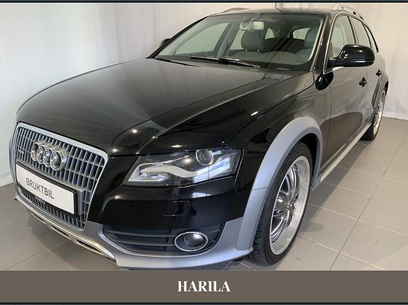 Audi A4 allroad 2.0 TDI 170 Hk quattro manuell  2010, 138489 km, kr 179000,-