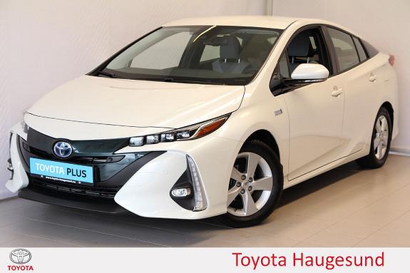 Toyota Prius Plug-in Hybrid 1,8 VVT-i Executive PHV  2019, 2050 km, kr 329000,-