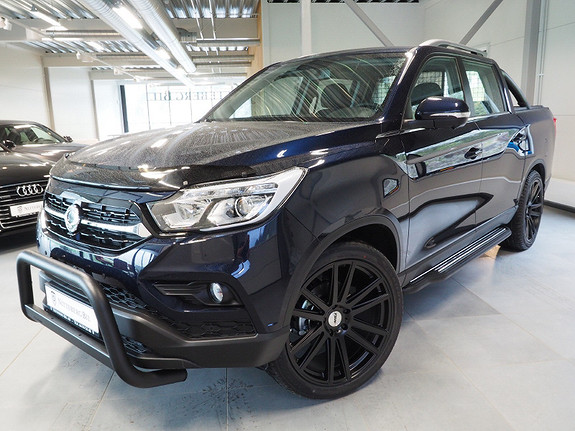VS Auto - Ssangyong Rexton Sports