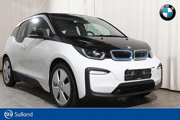 BMW i3 120Ah Charged NAVI | NORSK | VARMEPUMPE | CRUISE | DAB  2019, 1050 km, kr 284900,-