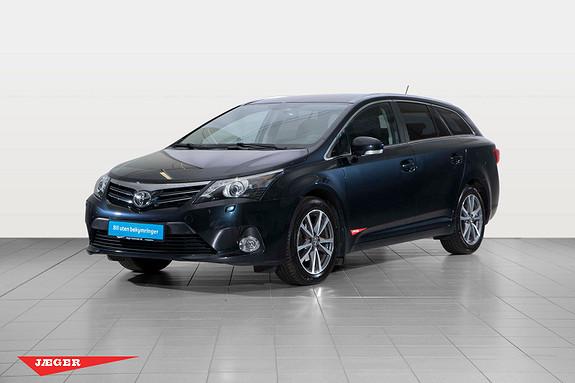 Toyota Avensis 1,8 147hk Advance Multidrive S  2013, 51400 km, kr 189000,-