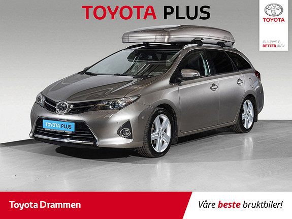 Toyota Auris Touring Sports 1,6 Mdrive Executive  2015, 43875 km, kr 185000,-