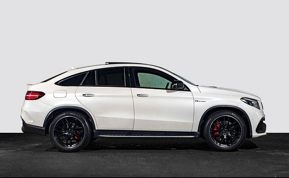 Mercedes-Benz GLE AMG  63 S Coupe 585hk  2016, 37500 km, kr 1399000,-