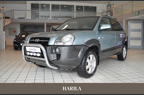 Hyundai Tucson 2,0 CRDI GLS 4wd  2005, 187000 km, kr 35000,-