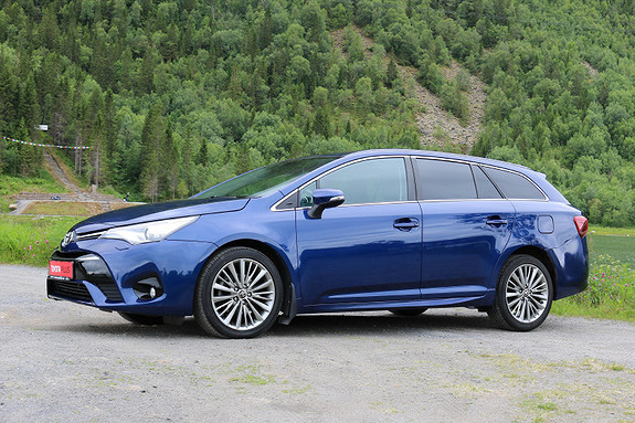 Toyota Avensis Touring Sports 1,6 D-4D Active Style  2016, 33827 km, kr 249000,-