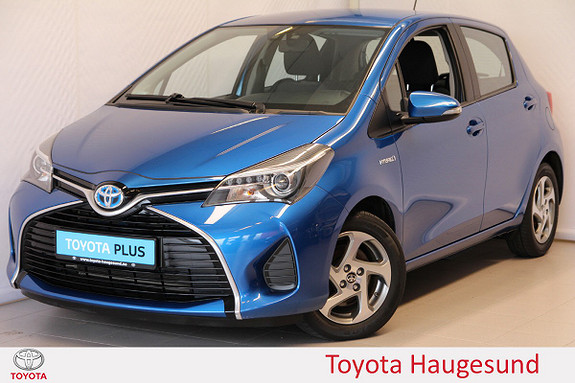 Toyota Yaris 1,5 Hybrid Active e-CVT  2014, 49985 km, kr 155000,-