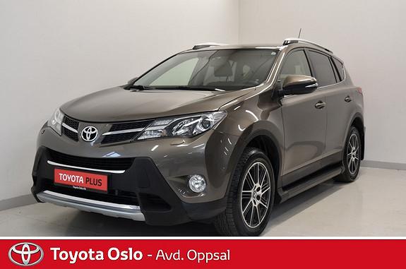 Toyota RAV4 2,0 4WD Executive CVT  2014, 94967 km, kr 294900,-