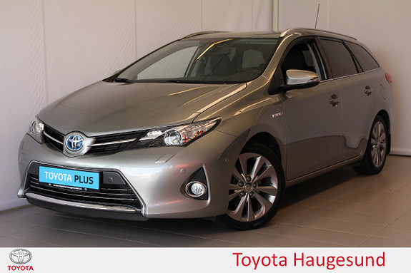 Toyota Auris Touring Sports 1,8 Hybrid Executive  2014, 48760 km, kr 179000,-