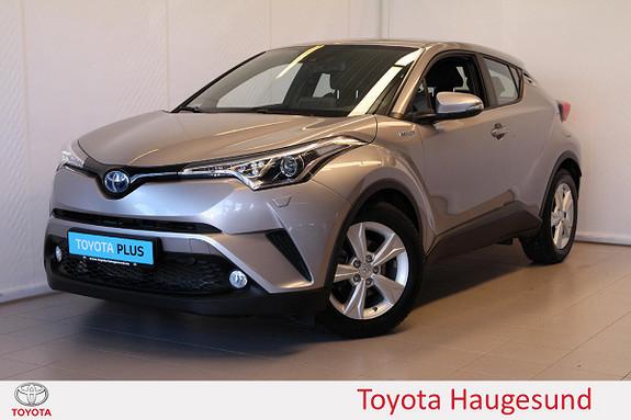 Toyota C-HR 1,8i Hybrid Active  2017, 45071 km, kr 285000,-