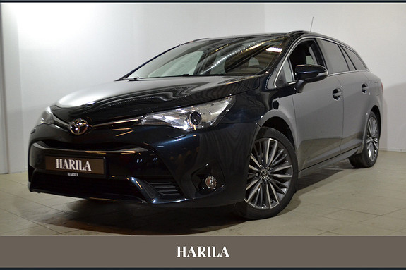 Toyota Avensis Touring Sports 1,8 Active Style M-drive 7S  2017, 36 000 km, kr 309 000,-