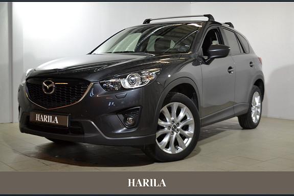 Mazda CX-5 2,2D 150hk Optimum 4x4 aut.  2014, 50104 km, kr 259000,-
