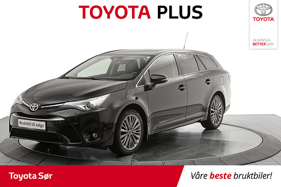 Toyota Avensis Touring Sports 1,8 Active Style M-drive 7S  2016, 39 349 km, kr 239 000,-