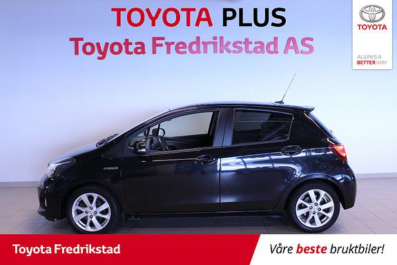 Toyota Yaris 1,5 Hybrid Style e-CVT  2016, 35000 km, kr 179000,-