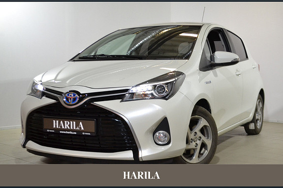 Toyota Yaris 1,5 Hybrid Active 2 ÅRS SERVICEAVTALE INKLUDE  2016, 21792 km, kr 175000,-