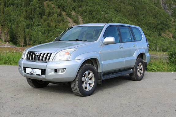Toyota Land Cruiser D-4D VX aut  2003, 270280 km, kr 179000,-