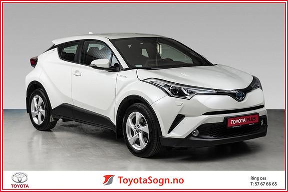 Toyota C-HR 1,8i Hybrid Active  2017, 59538 km, kr 260000,-