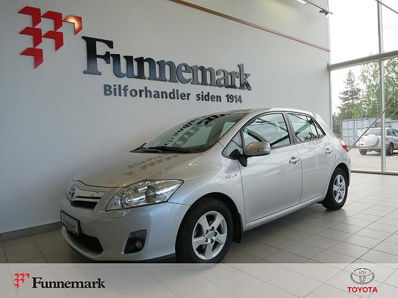 Toyota Auris 1,8 Hybrid Advance HSD  2011, 92000 km, kr 89900,-