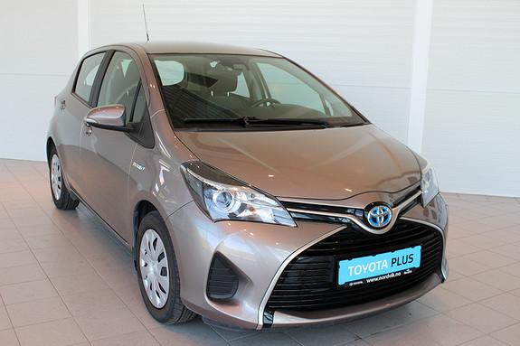 Toyota Yaris 1,5 Hybrid Active Go e-CVT aut  2015, 59900 km, kr 139000,-