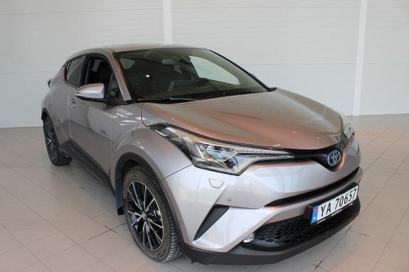 Toyota C-HR 1,8 WT-i Hybrid Supreme Tech m/navigasjon  2018, 14800 km, kr 349000,-