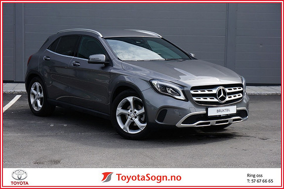 Mercedes-Benz GLA 180  Urban Edition aut  2019, 5 700 km, kr 379 000,-