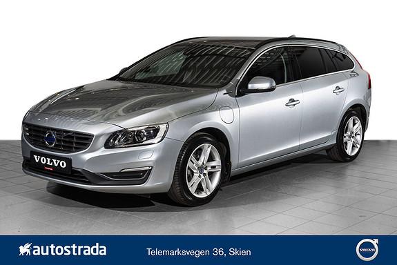 Volvo V60 D5 Momentum Twin Engine Navigasjon, Ryggekamera, DAB+  2017, 27832 km, kr 369000,-