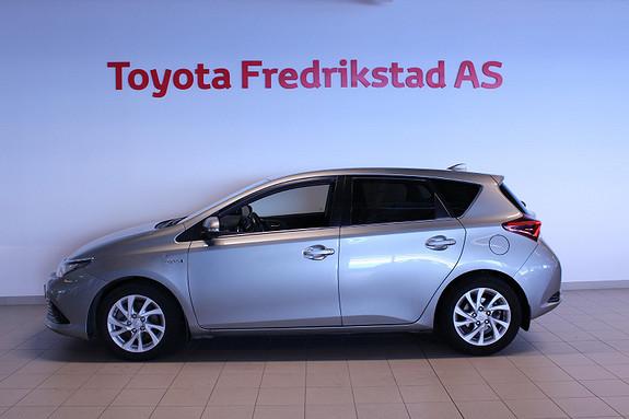 Toyota Auris 1,8 Hybrid E-CVT Active Sport  2017, 34500 km, kr 259000,-