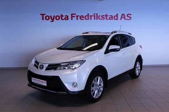 Toyota RAV4 2,0 4WD Executive CVT  2014, 75800 km, kr 249000,-