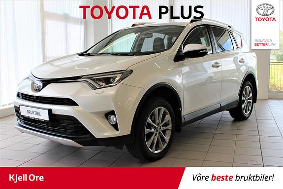 Toyota RAV4 2,0 4WD Executive aut H.feste - Tectyl - Aut ++  2016, 68454 km, kr 369000,-