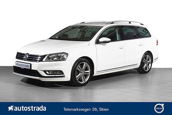Volkswagen Passat 2,0 TDI 170hk BMT Highline DSG 4M  2013, 103100 km, kr 229000,-
