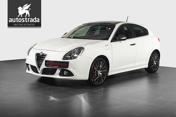 Alfa Romeo Giulietta 1.4  170hk TCT QV-Line