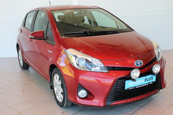 Toyota Yaris 1,5 Hybrid Active e-CVT  2014, 86652 km, kr 129000,-