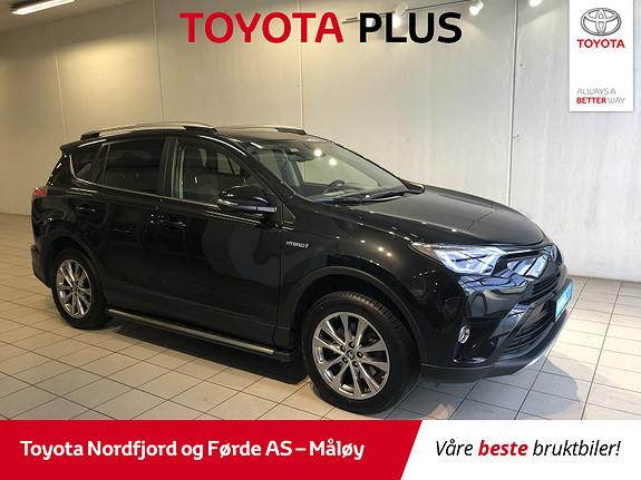 Toyota RAV4 Hybrid AWD Executive - Ink. 3 års serviceavtale  2018, 13413 km, kr 469000,-