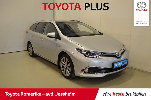 Toyota Auris Touring Sports 1,8 Hybrid Executive  2016, 86 228 km, kr 219 000,-