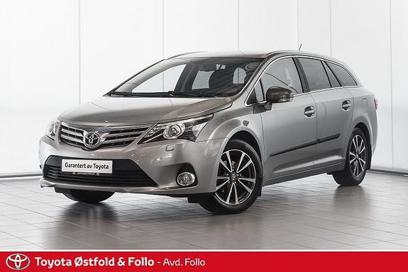 Toyota Avensis 1,8 147hk Executive Multidrive S  2012, 120448 km, kr 159000,-