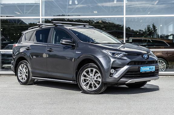 Toyota RAV4 Hybrid AWD-i Executive aut  2016, 66295 km, kr 419000,-
