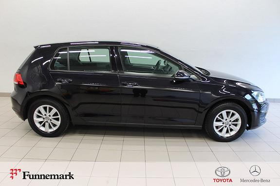 Volkswagen Golf 1,2 TSI 85hk Trendline DAB+ Bluetooth ParkPilot m.m.  2014, 103000 km, kr 119000,-